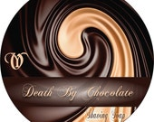 Shaving Soap Of the Gods Death by Chocolate 4.oz