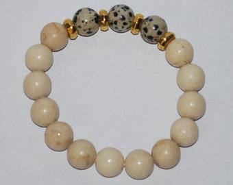 Beaded Bracelet, Fashion, Stackable bracelet, Gifts, Gemstone, Beads, Women's bracelet, Stretch bracelet