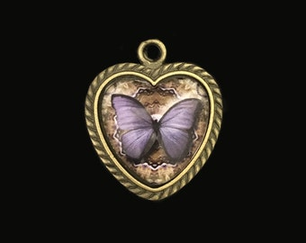 Old World Charm - Antique Butterfly