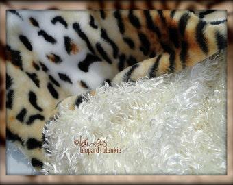 Laineys Leopard Blankie