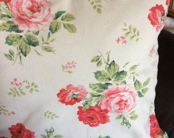 Cath Kidston fabric cushion covers.