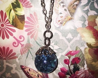 Shattered Marble Necklace