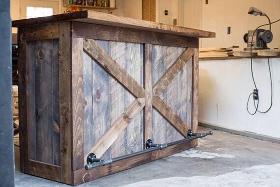 Rustic Bar Wine Bar Liquor Cabinet Dry Bar Wine