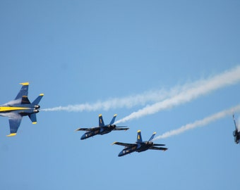 U.S Navy Blue Angles