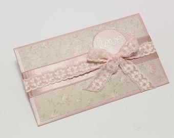 Wedding money envelope