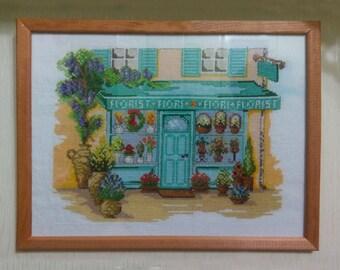 декор, вышивка, Картина вышивкой, decor, embroidery, Pattern embroidery,