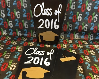 Class of 2016 Popcorn Boxes