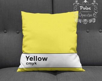 Yellow CMYK