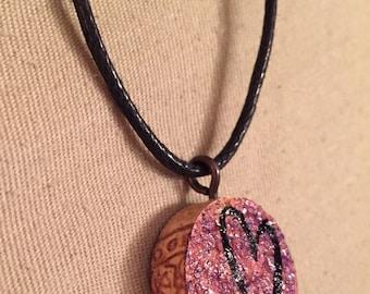 Xapic Wine Cork Necklace
