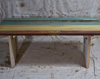 Handmade Salvaged Wood Table