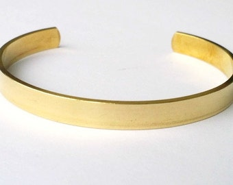 Bracelet 'just brass'