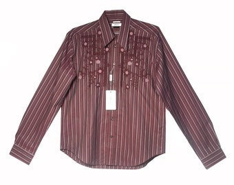 Vintage Versace Collection Men's Dress Shirt
