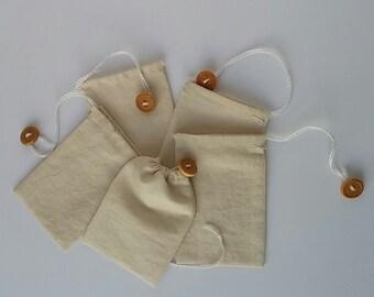 Reusable Tea Bags (2 pk)