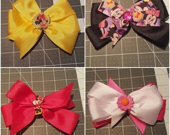 Large/Pigtail Hairbows