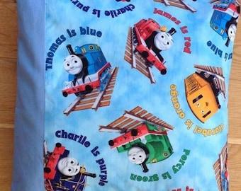 Thomas The Tank Engine cushion cover