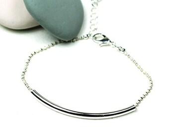 Tube Chain Sp Bracelet