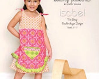 ModKid - Isabel - Paper Sewing Pattern for Girl's Layered Jumper