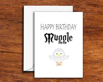 Birthday - Happy Birthday Muggle