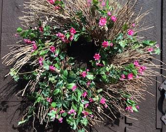 Spring Twig Wreath #1601024