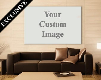 Custom Photo on Canvas