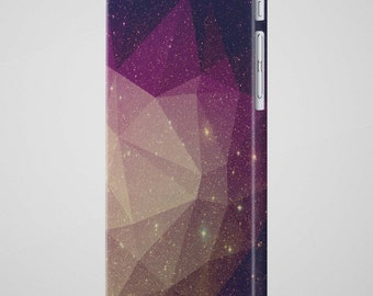 Space Geometric Polygonal iPhone 7 Case iPhone SE Case iPhone 8 Case iPhone 8 Plus Case HTC One Case Xperia Z5 Case iPhone 7 Plus Case