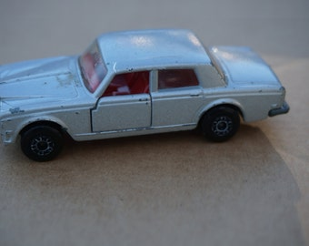 Matchbox Lesney Superfast No. 39 Rolls Royce Silver Shadow ~ 1979