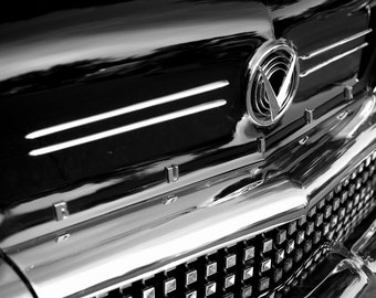 Buick Grill 8 x 12 Fine Art Photograph