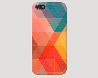 Fulcolor mosaic phone case iPhone 6 case iPhone 6 Plus case geometric iPhone 5 5s iPhone 4 4s case  Samsung Galaxy S4 S5 S6  iPhone case