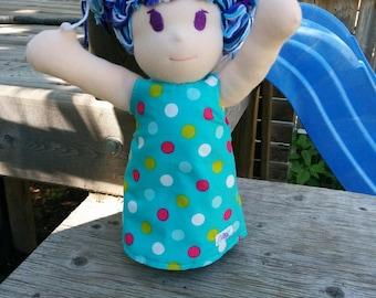 Reversible Doll Sundress