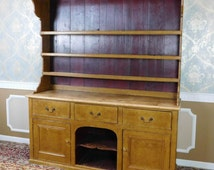 Unique Pine Hutch Related Items Etsy