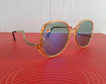 Sunglasses womens Vintage sunglasses Soviet sunglasses Retro sunglasses For her Sunglasses Retro Accessories Made in USSR Disco Sunglasses