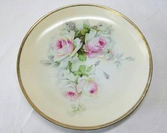 Royal O & E.G. Austria Plate