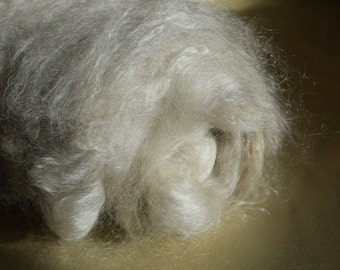 Mohair Fiber Batts