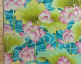 Kona Bay Fabrics    #LOTU-02