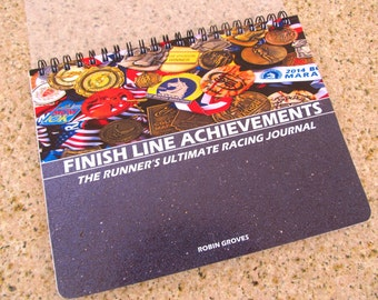 Finish Line Achievements--The Runner's Ultimate Racing Journal