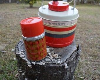 1960's aladdin thermos