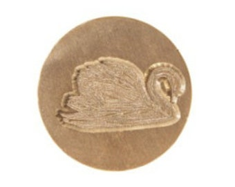 Swan Graphic Letter Seal