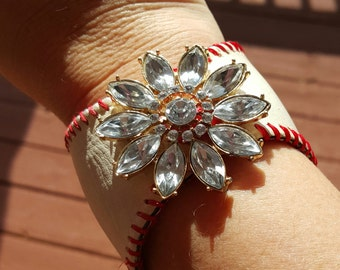 Real Baseball bracelets