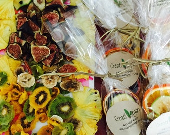 snack pack-mixed dehydrated fruits
