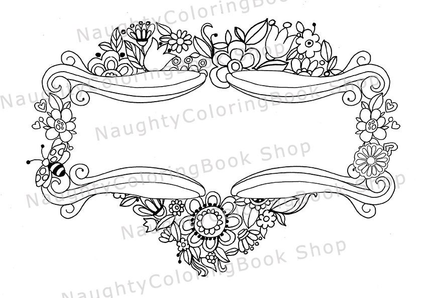 Drugs naughty adult pages coloring pages Naughty coloring books for adults