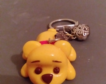 Keychain in fimo