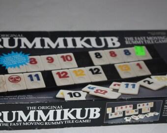Vintage Rummikub Complete Game