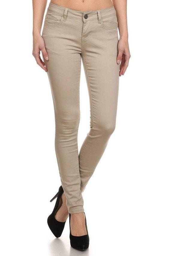 Slim Uniform Pants 76