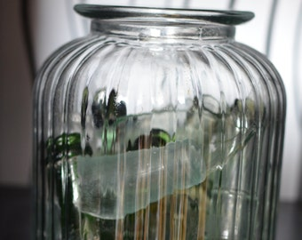 Jar glass