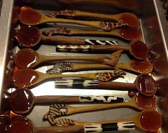Honey Spoon Bone