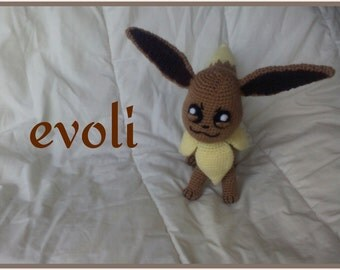 TUTO Pokémon EEVEE and its pokeball offered