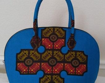 Ankara Print handbag,Ankara Tote, Bags and Purses, Dashiki, African bag, African Ankara bag, African fabric, Handmade bag, African wax