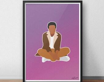 Childish Gambino INSPIRED Poster