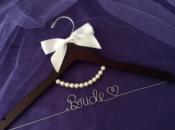Grand Opening !!l-Wedding Gift, Wedding Hanger, Bridal shower Gift ...