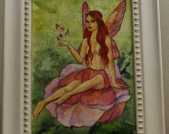 The fairy of the Roses